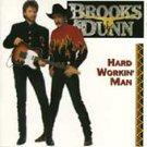 Hard Workin' Man by Brooks & Dunn (CD, Feb-1993, Arista)