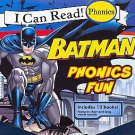 Batman Phonics Fun by Lucy Rosen (2011, Paperback)