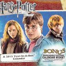 Harry Potter 2012 Calendar by Year in a Box (2011, Calendar)