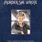 Murder She Wrote - The Complete Third Season (DVD, 2006, 3-Disc Set)