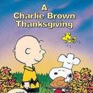A Charlie Brown Thanksgiving (DVD, 2000, Sensormatic; Bonus Peanuts Feature)