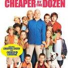 Cheaper by the Dozen - National 2-Pack (DVD, 2006, 2-Disc Set)