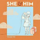 Volume Two [Digipak] by She & Him (CD, Mar-2010, Merge)