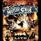 Motley Crue - Carnival Of Sins LIVE (Blu-ray Disc, 2008)