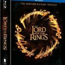 The Lord of the Rings: The Motion Picture Trilogy (Blu-ray Disc, 2010, 9-Disc...