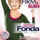 Jane Fonda: Prime Time - Firm & Burn (DVD, 2011)