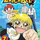 Zatch Bell! - Vol. 7: Apollo, the Free Traveler (DVD, 2006, Dubbed)