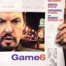 Game 6 (DVD, 2006)