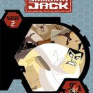 Samurai Jack: Season 2 (DVD, 2005, 2-Disc Set)