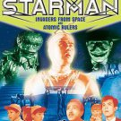 Starman: Volume 2 - Invaders From Space/Atomic Rulers (DVD, 2002)