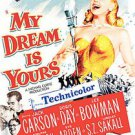 My Dream is Yours (DVD, 2007)