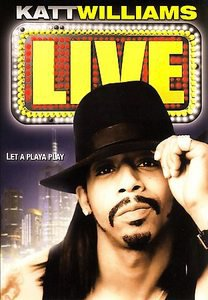 Katt Williams - Live (DVD, 2006)