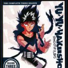 Yu Yu Hakusho - Season 3 (Blu-ray Disc, 2011, 3-Disc Set)