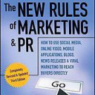 The New Rules of Marketing & Pr by David Meerman Scott (2011, Paperback,...