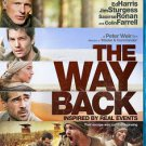 The Way Back (Blu-ray Disc, 2011)