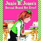 Junie B. Jones's Second Boxed Set Ever! by Barbara Park (2002, Paperback)
