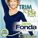 Jane Fonda: Prime Time - Trim, Tone & Flex (DVD, 2011)