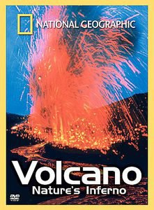 National Geographic Video - Volcano: Nature's Inferno (DVD, 2003)