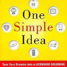 One Simple Idea: Turn Your Dreams into a Licensing Goldmine While Letting...