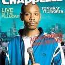 Dave Chappelle - For What It's Worth (DVD, 2005)