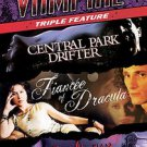 Vampire Triple Feature (Central Park Drifter/Fiancee of Dracula/Two Orphan Va...