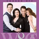 Will & Grace - Season 6 (DVD, 2007, 4-Disc Set)