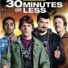 30 Minutes or Less (DVD, 2011)