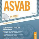 Master the ASVAB by Scott A. Ostrow and Therese De Angelis (2008, Other,...