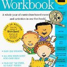 Brain Quest Workbook Grade 2 by Liane Onish (2008, Paperback, Workbook)