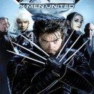 X2: X-Men United (DVD, 2003, 2-Disc Set, Pan & Scan)