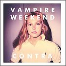 Contra by Vampire Weekend (CD, Jan-2010, XL (UK))