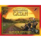 The Settlers of Catan 5 and 6 Player Extension NEW