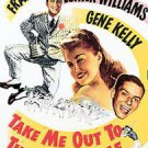 Take Me Out to the Ball Game (DVD, 2000)
