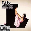 It's Not Me, It's You [PA] [ECD] by Lily Allen (CD, Feb-2009, Capitol)
