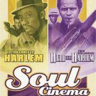 Cotton Comes to Harlem/Hell up in Harlem (DVD, 2009, 2-Disc Set)