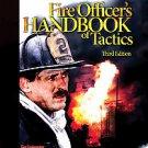 Fire Officer's Handbook of Tactics by John Norman (2006, Paperback, Signed)