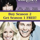 Three's Company - Seasons 1-2 (DVD, 2005, 5-Disc Set, Special Bundle Of...