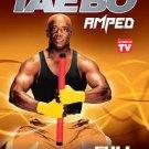 Billy Blanks Tae Bo Amped - Full Throttle (DVD, 2007)