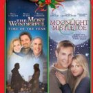 The Most Wonderful Time of the Year/Moonlight and Mistletow (DVD, 2010,...