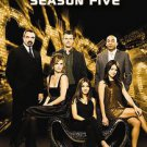 Las Vegas - Season 5 (DVD, 2008, 4-Disc Set)