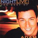 Saturday Night Live - Best of Adam Sandler (DVD, 2003)