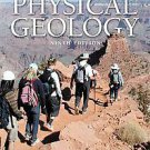 Physical Geology (2011, Hardcover, Lab Manual, Spiral)