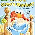 Where Is Elmo's Blanket? by Shana Corey (2000, Hardcover)