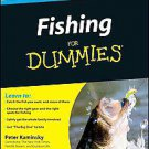 Fishing for Dummies by Greg Schwipps and Peter Kaminsky (2011, Paperback)