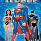Justice League - Secret Origins (DVD, 2002)