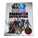 Star Wars Clone Wars Character Encyclopedia by Dorling Kindersley, Inc. and...