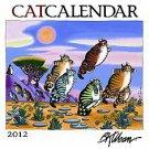 B. Kliban Catcalendar 2012 Calendar by B. Kliban (2011, Calendar)