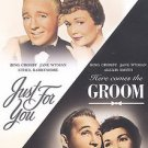 Here Comes the Groom/Just For You Double Feature (DVD, 2004)