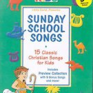 Sing-Along Songs: Sunday School Songs (DVD, 2003)