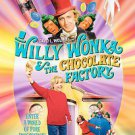 Willy Wonka and the Chocolate Factory (DVD, 2001, Widescreen; 30th...